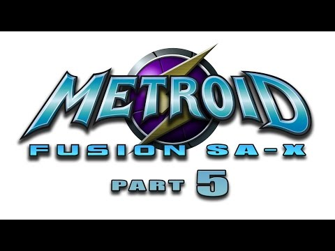 Metroid Fusion SA-X #5: Icy Plasma