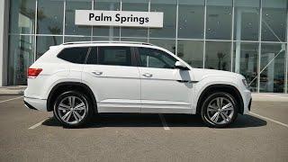 2018 Volkswagen Atlas Palm Springs, Palm Desert, Cathedral City, Coachella Valley, Indio, CA 577494