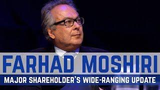IN DEPTH: FARHAD MOSHIRI
