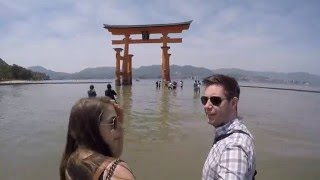 10 Days Travelling Japan 2016 with a GoPro