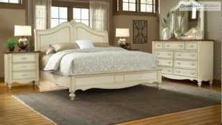 Chateau Bedroom Collection From American Woodcrafters