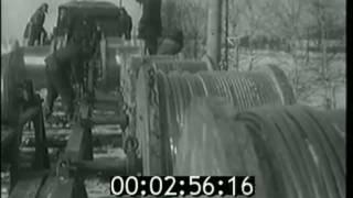 № 15 1958 электрофикация Иркутск Слюдянка