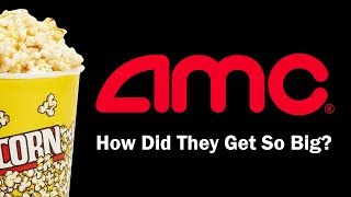 How AMC Theatres Became #1