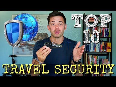 travel-security-gear-//-top-10-items!