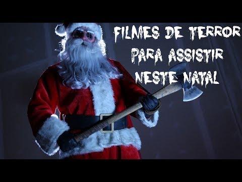 Filmes de terror para assistir no natal