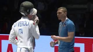 Mondiali VERONA2018 - LIVE STREAMING - PRIMA GIORNATA - SpF | SpM U20