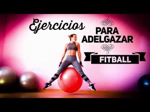 Ejercicios para Adelgazar | Fitball | Cardio | DTC