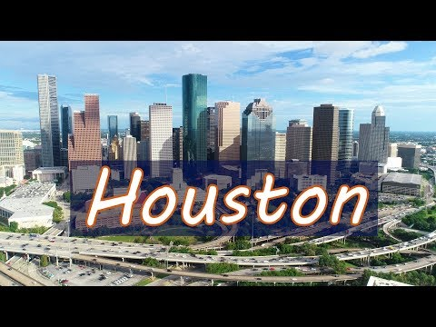Houston - City On The Move