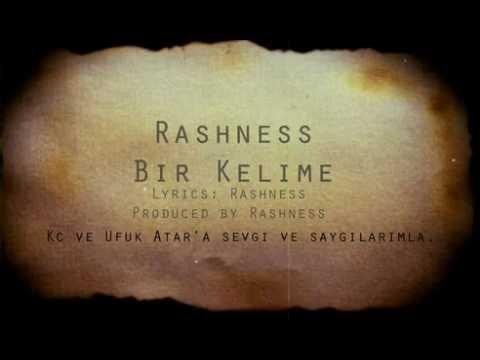 Rashness - Bir Kelime (2013)
