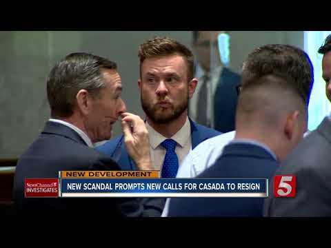 New scandal prompts new calls for Casada to resign