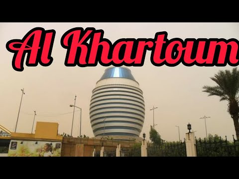 Khartoum Sudan City Drive