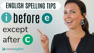 1 Simple Spelling Tip 📝 | Improve Your English Writing Skills
