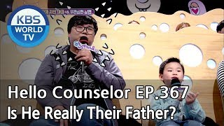 Even the boy feels Dad's apathy. I'd like to turn back time[Hello Counselor Sub: ENG,THA/2018.06.04]