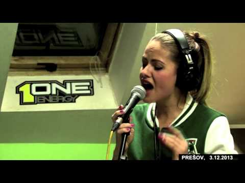 Lina Mayer - Grenade (Bruno Mars cover)