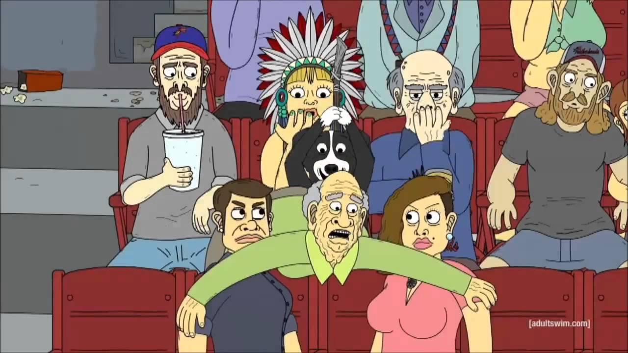 Download Mr  Pickles Episódio 3   Bola de falta