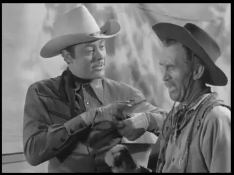 Marshal of Amarillo (1948) Allan (Rocky) Lane