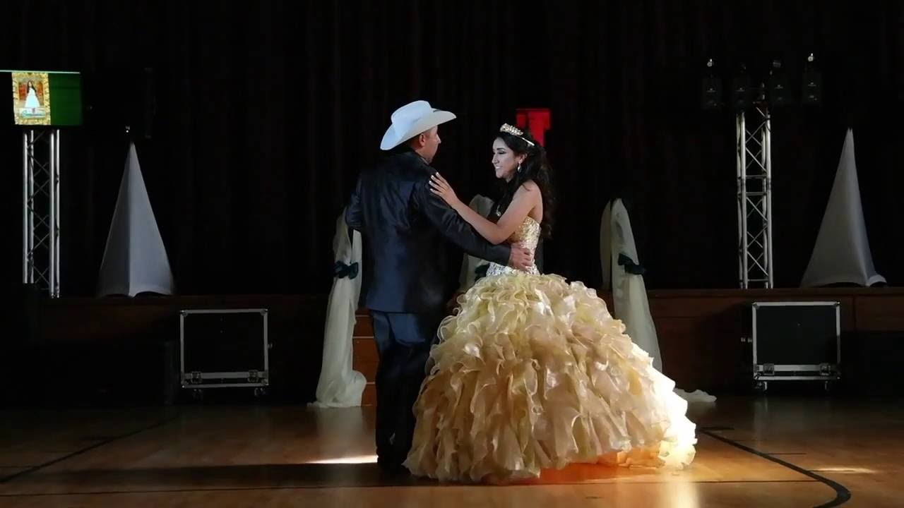 Jenni's Quinceanera: Father-Daughter Dance