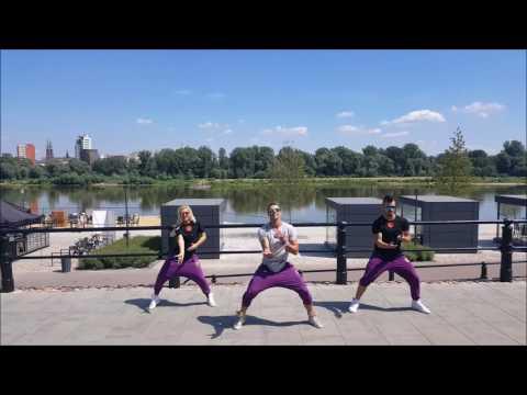 """Galway Girl – Ed Sheeran"" – Łukasz Grabowski Zumba Fitness choreography"