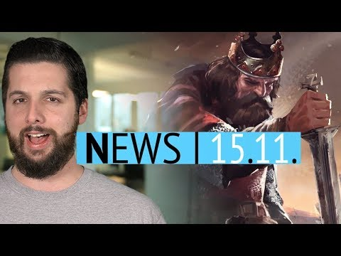 Erstes Total War Saga-Spiel angekündigt - Deutsches Adventure Trüberbrook auf Kickstarter - News