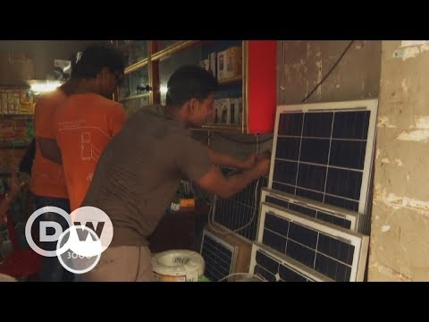 Sharing solar energy in Bangladesh | DW English