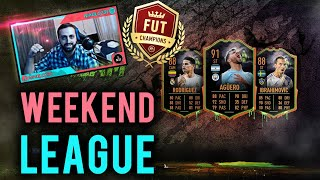 FUT CHAMPIONS WEEKEND LEAGUE #12 FIFA 20 ULTIMATE TEAM LIVE🔴