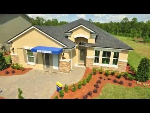 D R Horton Osprey Floorplan 1 913 Sq Ft Youtube