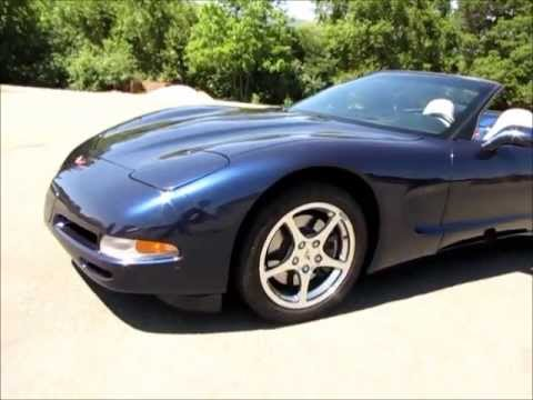 Corvette C5 For Sale >> 2001 Chevy Corvette C5 Convertible for Sale - YouTube