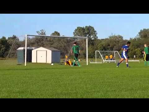 Central Academy Soccer Highlights vs. Valley
