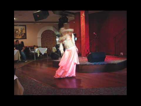 Belly Dance - Natasha Alborz Restaurant
