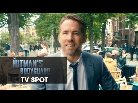 "The Hitman's Bodyguard (2017) Official TV Spot ""Harm's Way"" – Ryan Reynolds, Samuel L. Jackson"
