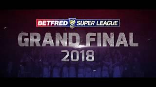 Betfred Super League Grand Final 2018