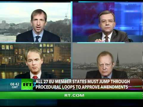 CrossTalk: EU 2.0 - Sentenced to Debt?
