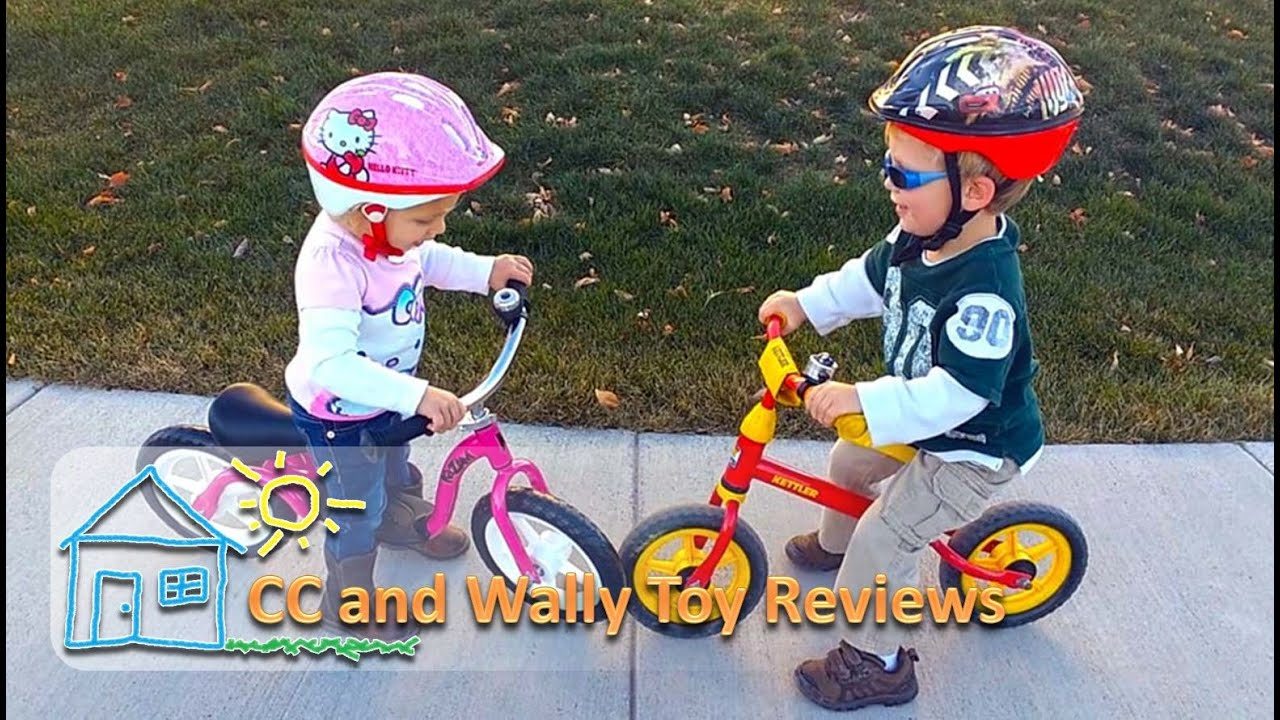 Balance Bike Review And Comparison