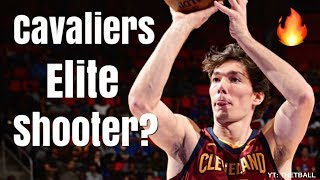 How Cedi Osman Improved His Shooting With Cavaliers | Helps Spacing For Cleveland and  LeBron James!