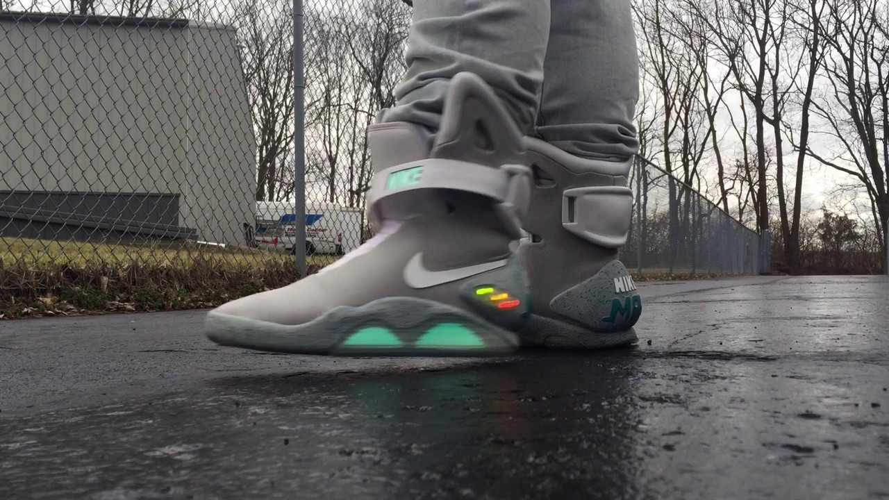 Nike Air Mag 2017 on feet review!!! $30