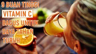 Inilah 9 Buah Sumber Vitamin C Terbaik untuk Daya Tahan Tubuh