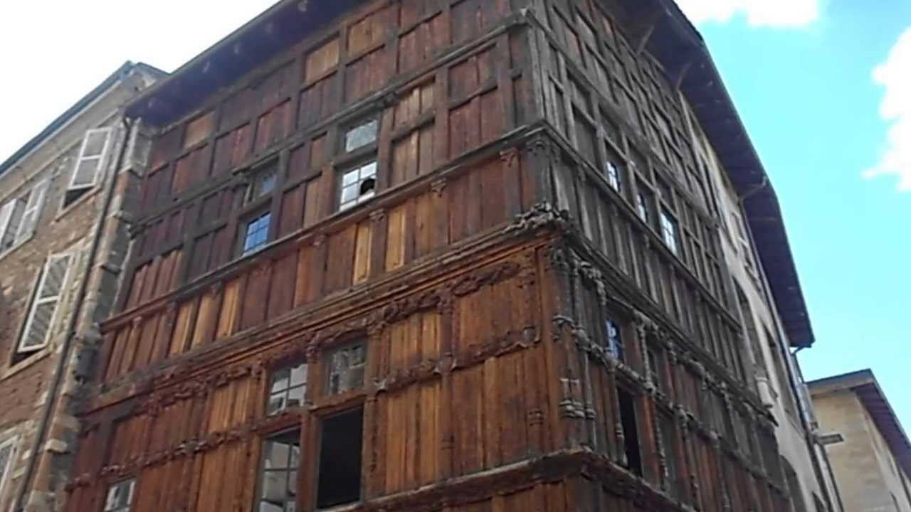 La maison de bois m con youtube - La maison de bois macon ...