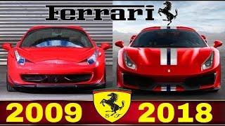 Ferrari 458 Italia 2009 Videos