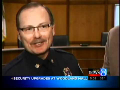 Video: 3 incidents at Woodland Mall