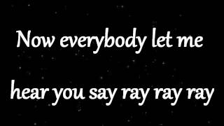 Glee - Starships (Lyrics) HD