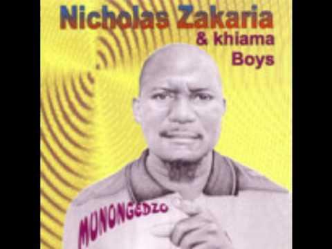 NICHOLAS ZAKARIA - MAZANO