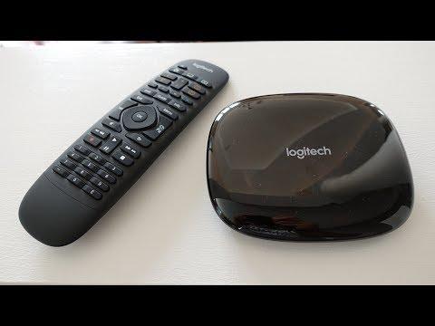 Logitech Harmony Hub Review (with Companion Remote)