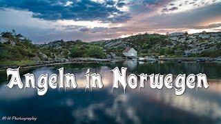 Angeln in Norwegen Kinderleicht Teil 2 2018