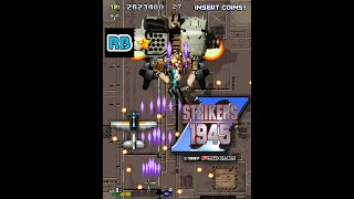 1997 [60fps] Strikers 1945 II 3073000pts Ki84 ALL