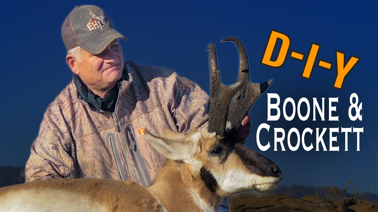 Video Diy Wyoming Pronghorn Hunt
