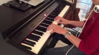 Richard Clayderman: Love Story (Piano Cover)