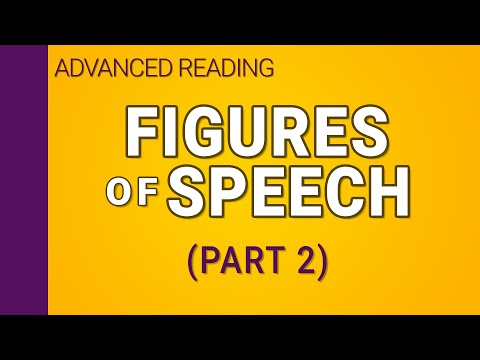 Figures Of Speech (Part 2): Tropes And Schemes
