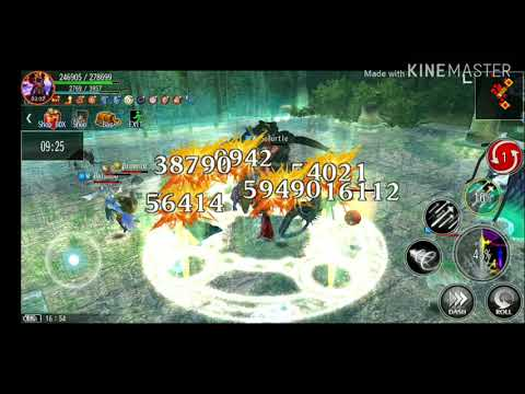Avabel Online: ORB Dungeon Solo (my 1st Mev Ring)