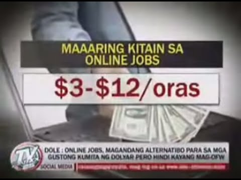 Tv Patrol News About Online Jobs TFD-iDream IS THE BEST TO TRY!