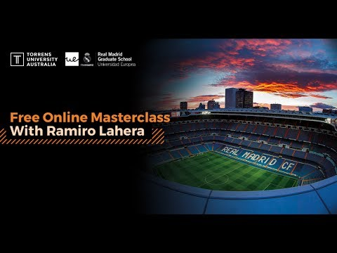 WEBINAR: International Branding in Sports Management with Ramiro Lahera